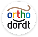Orthodontiepraktijk Ortho Dordt Logo